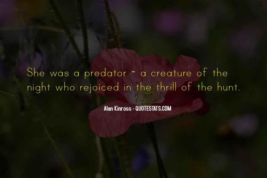 Alan Kinross Quotes #426309
