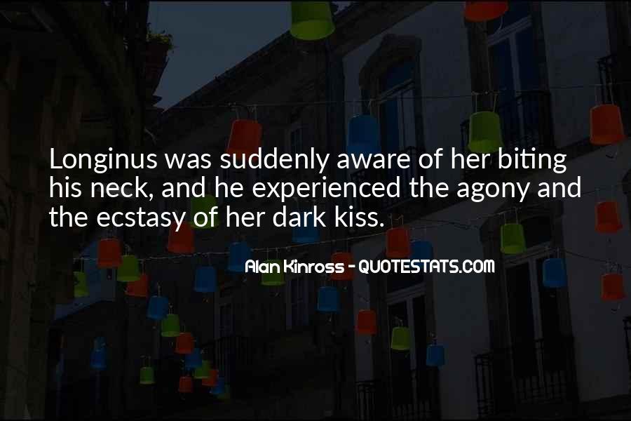 Alan Kinross Quotes #915832