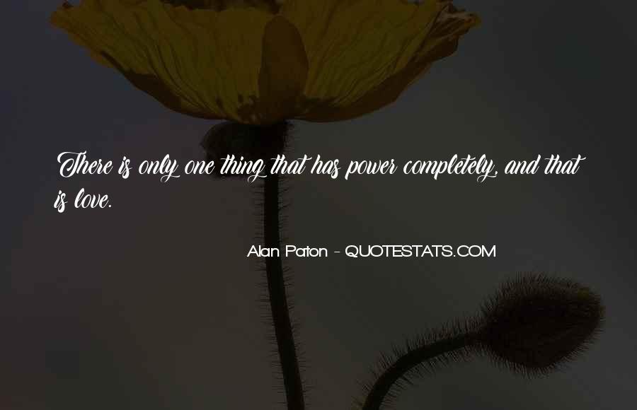 Alan Paton Quotes #1040319