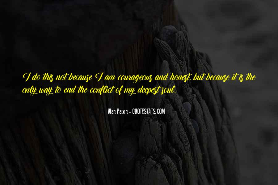 Alan Paton Quotes #1045752