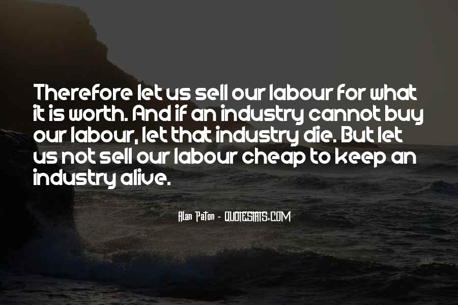 Alan Paton Quotes #1053873