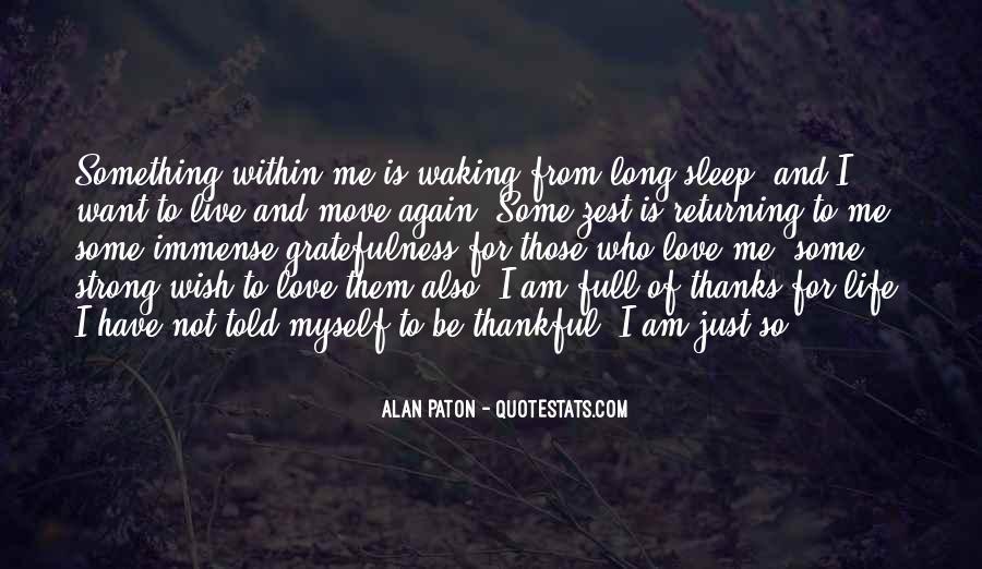 Alan Paton Quotes #10993