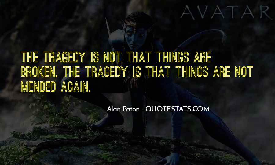 Alan Paton Quotes #1201372