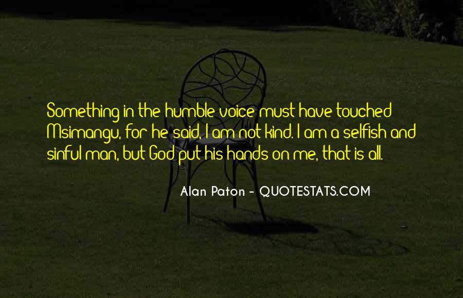 Alan Paton Quotes #1312402