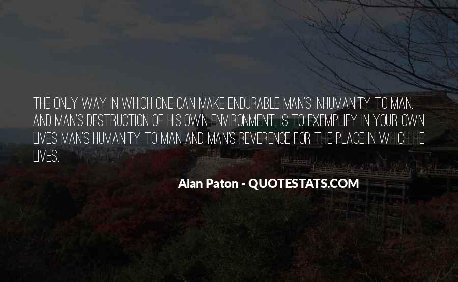 Alan Paton Quotes #1313995