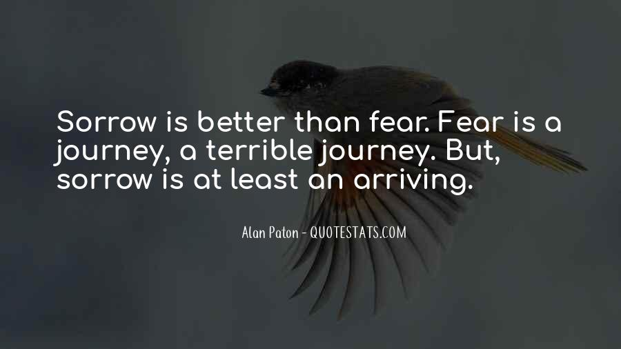 Alan Paton Quotes #1371239