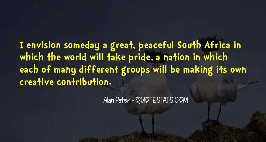Alan Paton Quotes #1403926