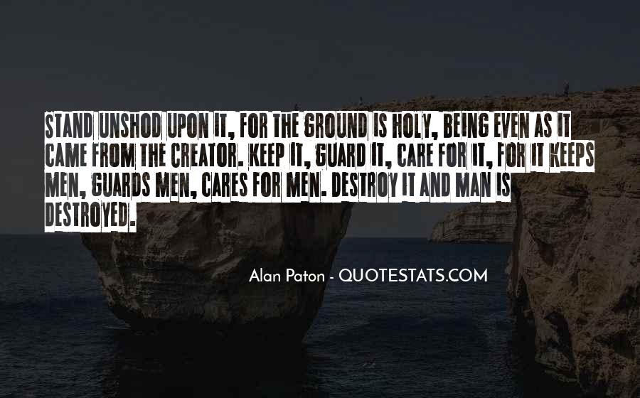 Alan Paton Quotes #1409013