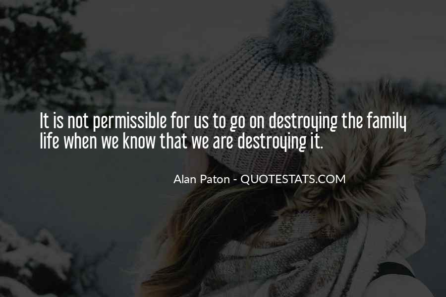 Alan Paton Quotes #145259