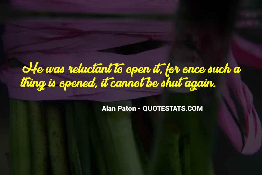 Alan Paton Quotes #1506540