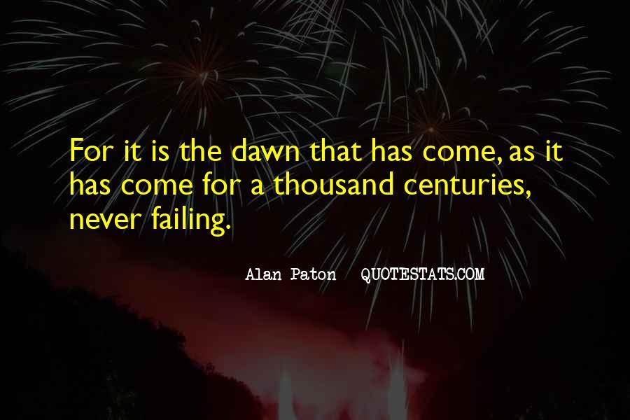 Alan Paton Quotes #1659554