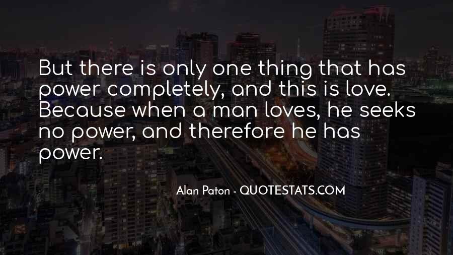 Alan Paton Quotes #1713029