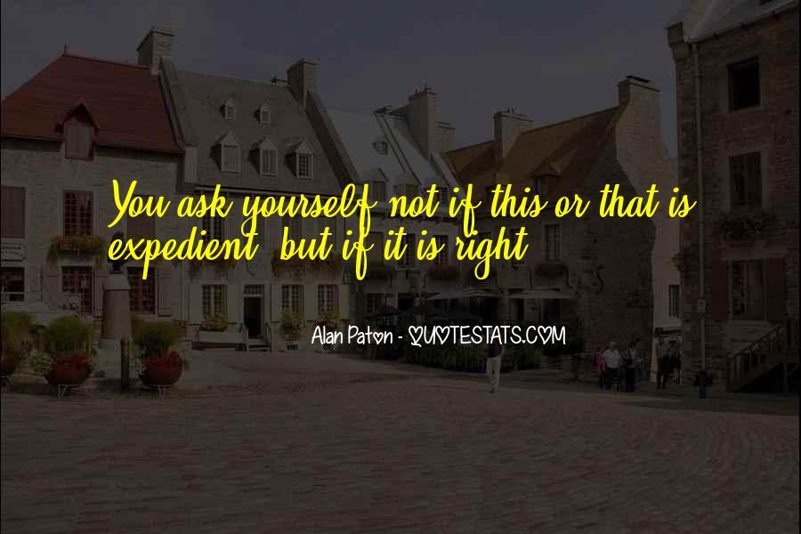 Alan Paton Quotes #1798396