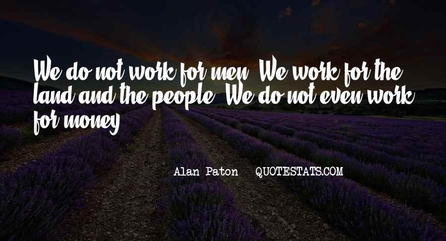 Alan Paton Quotes #182371