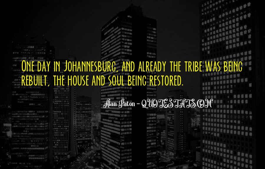Alan Paton Quotes #221980