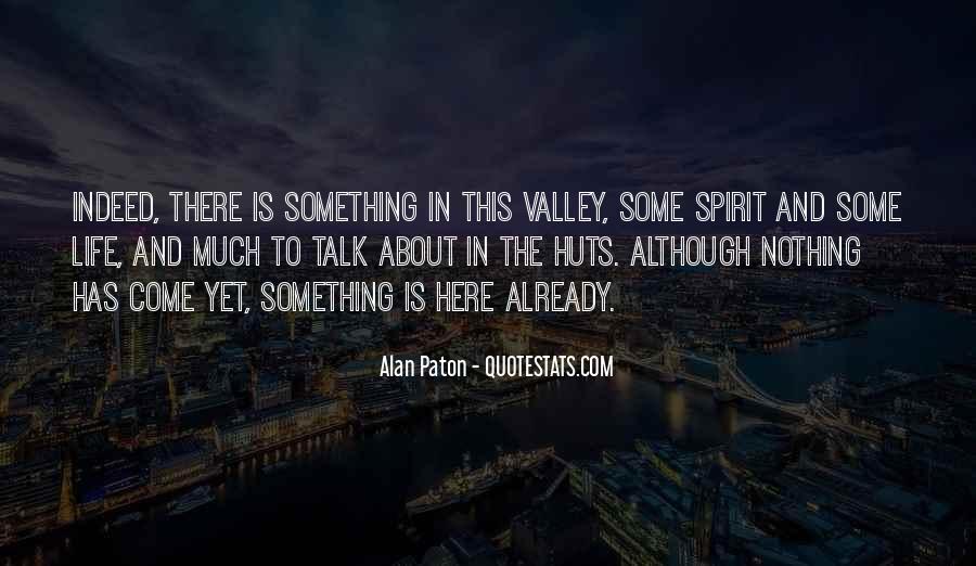 Alan Paton Quotes #260919