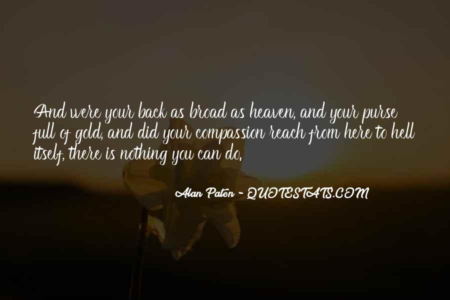 Alan Paton Quotes #282321