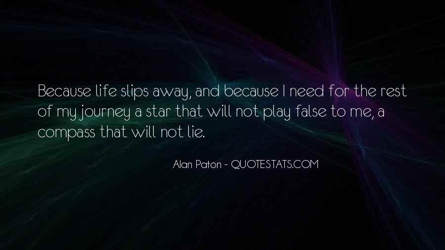 Alan Paton Quotes #384259