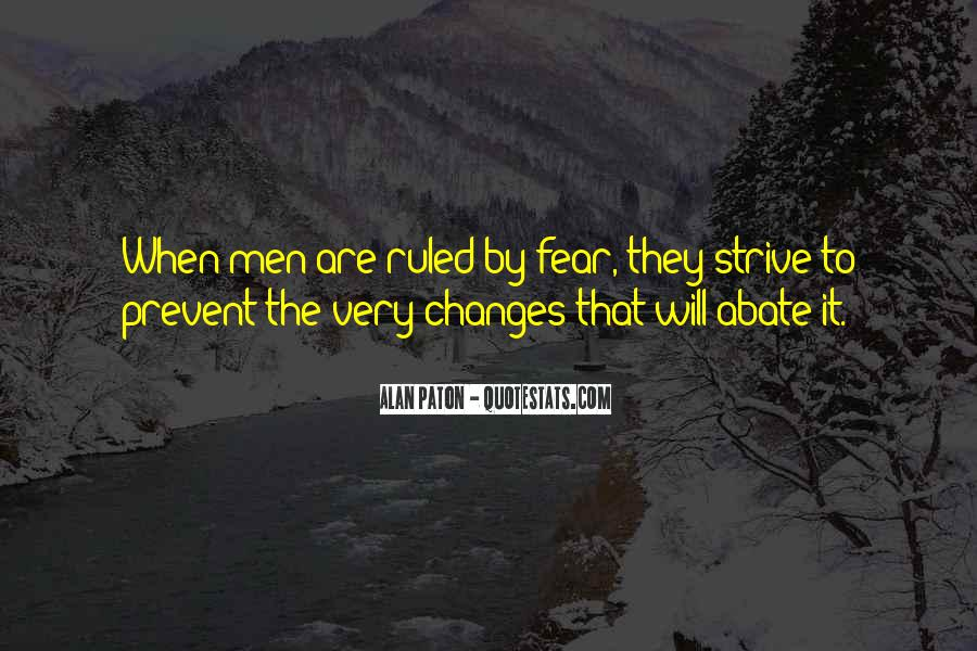 Alan Paton Quotes #446716
