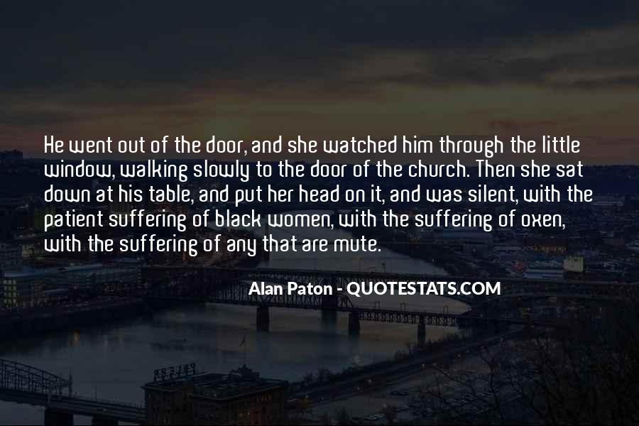 Alan Paton Quotes #453799