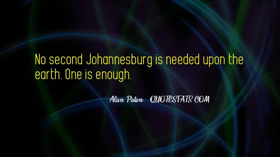 Alan Paton Quotes #551676