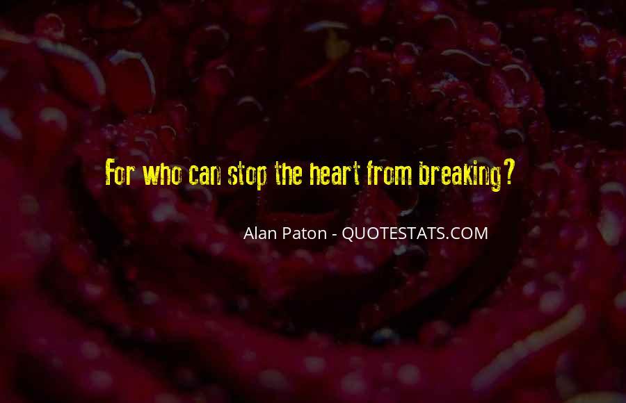 Alan Paton Quotes #603864