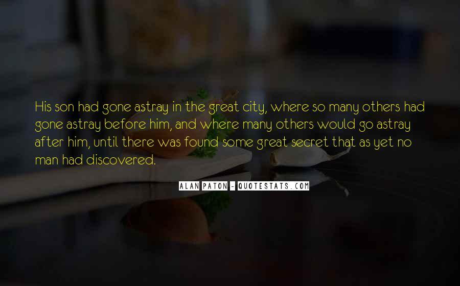 Alan Paton Quotes #635382