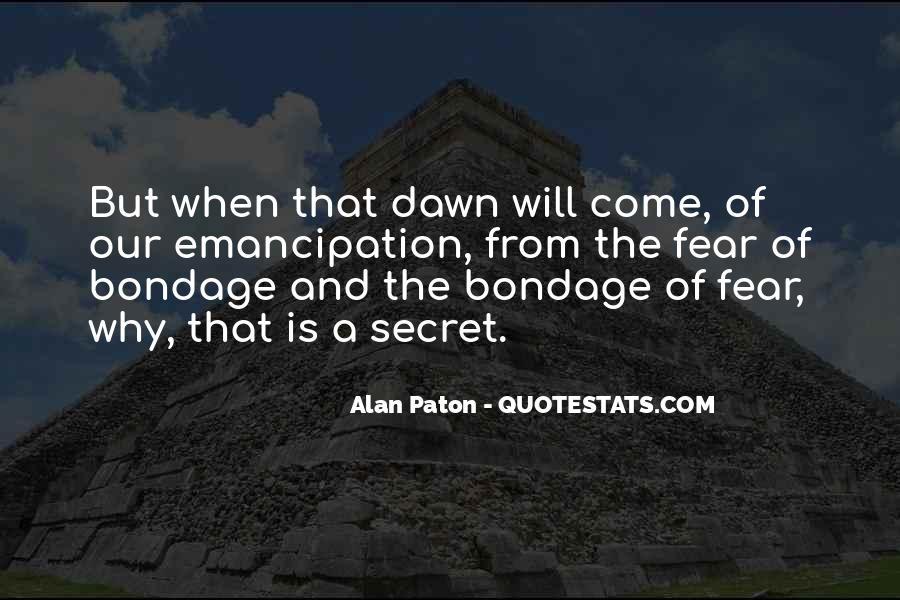 Alan Paton Quotes #699875