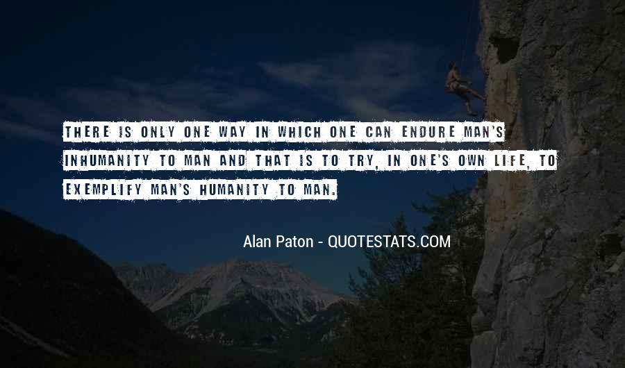 Alan Paton Quotes #851587