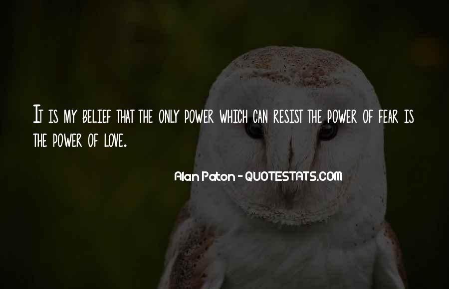 Alan Paton Quotes #934065