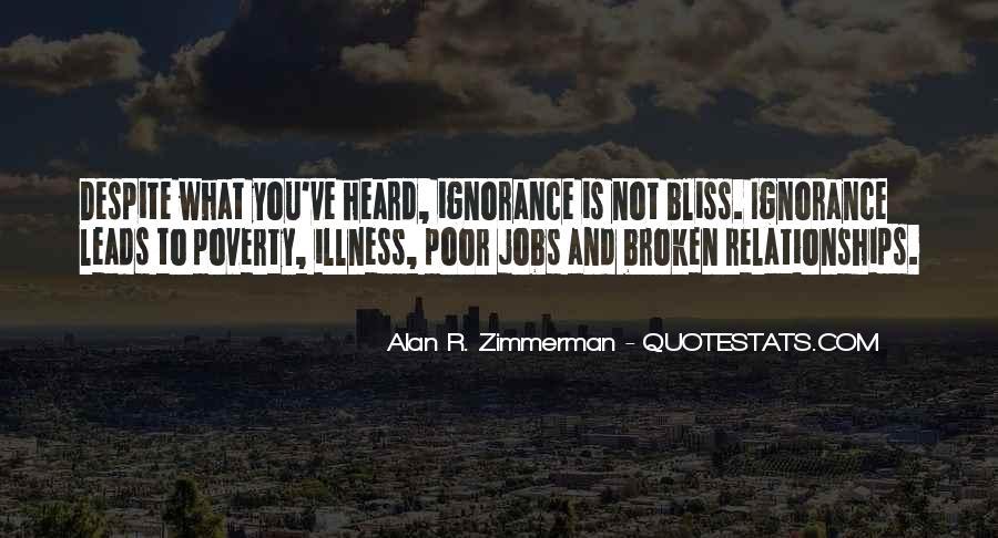 Alan R. Zimmerman Quotes #605840