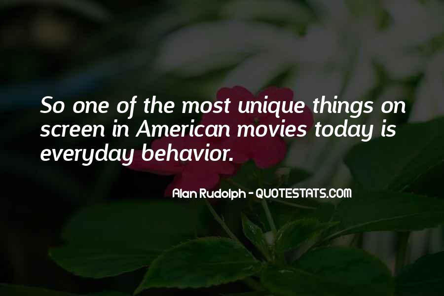 Alan Rudolph Quotes #1146333