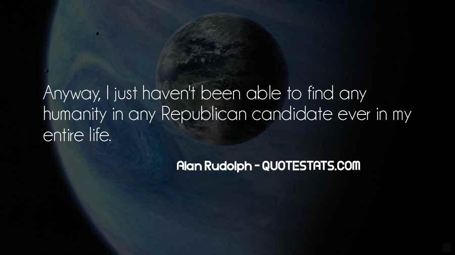 Alan Rudolph Quotes #970931