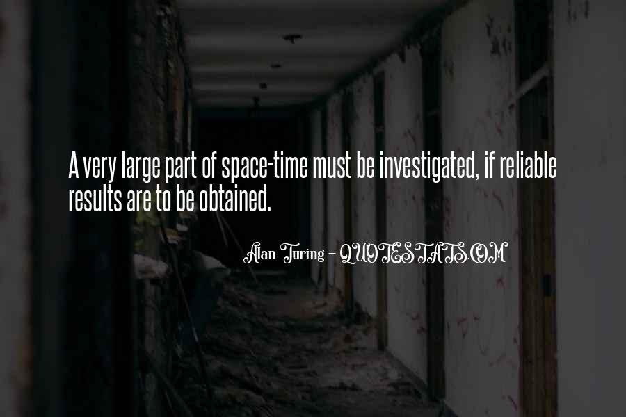 Alan Turing Quotes #1142275