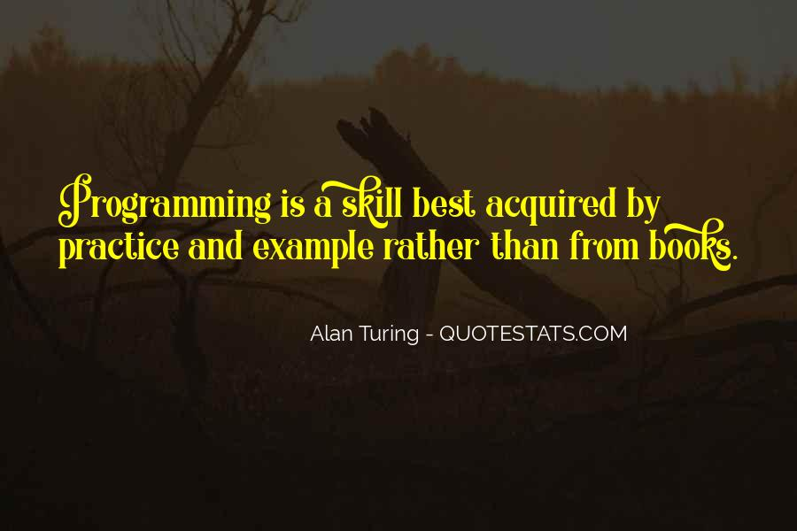 Alan Turing Quotes #1620868