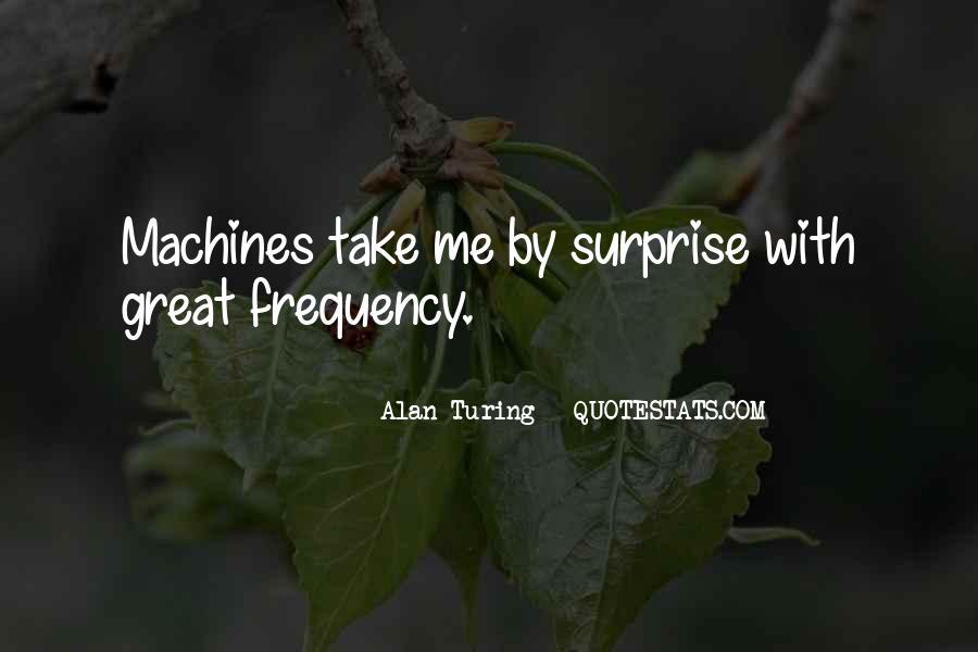Alan Turing Quotes #547675