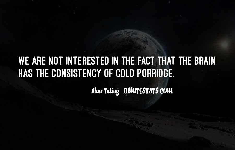 Alan Turing Quotes #86473