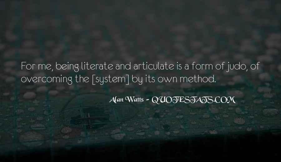Alan Watts Quotes #1047381