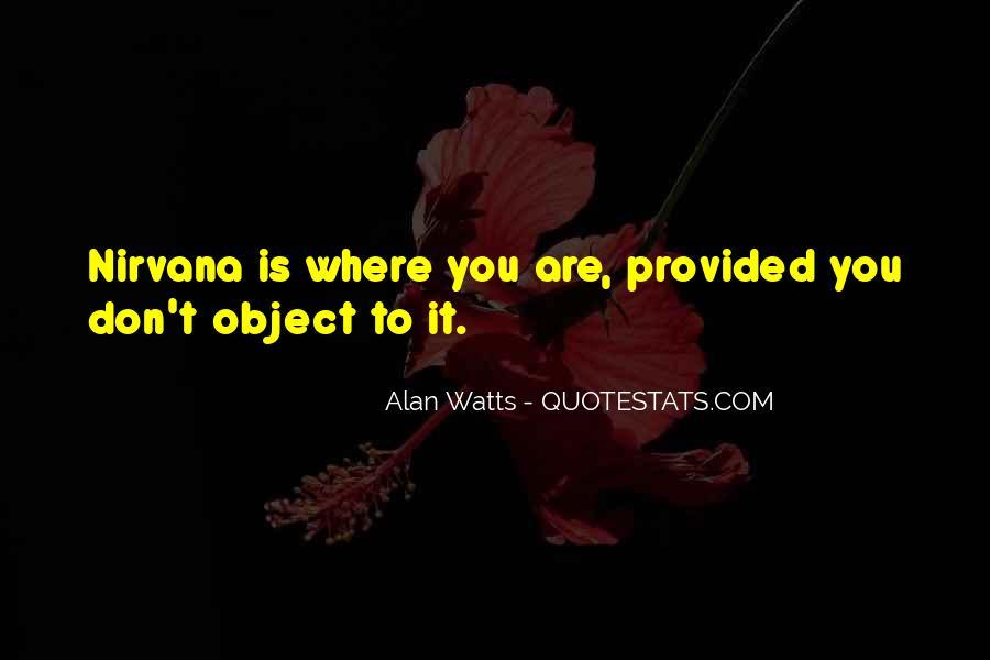 Alan Watts Quotes #1121268