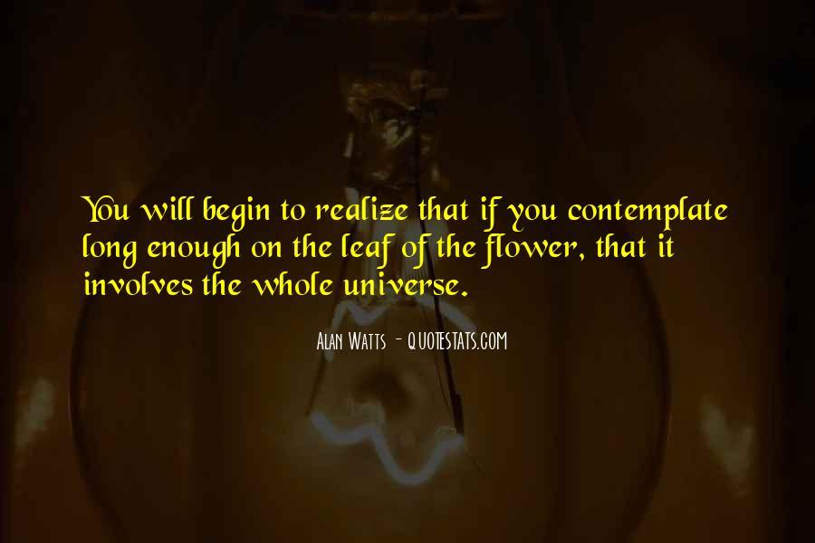 Alan Watts Quotes #1154968