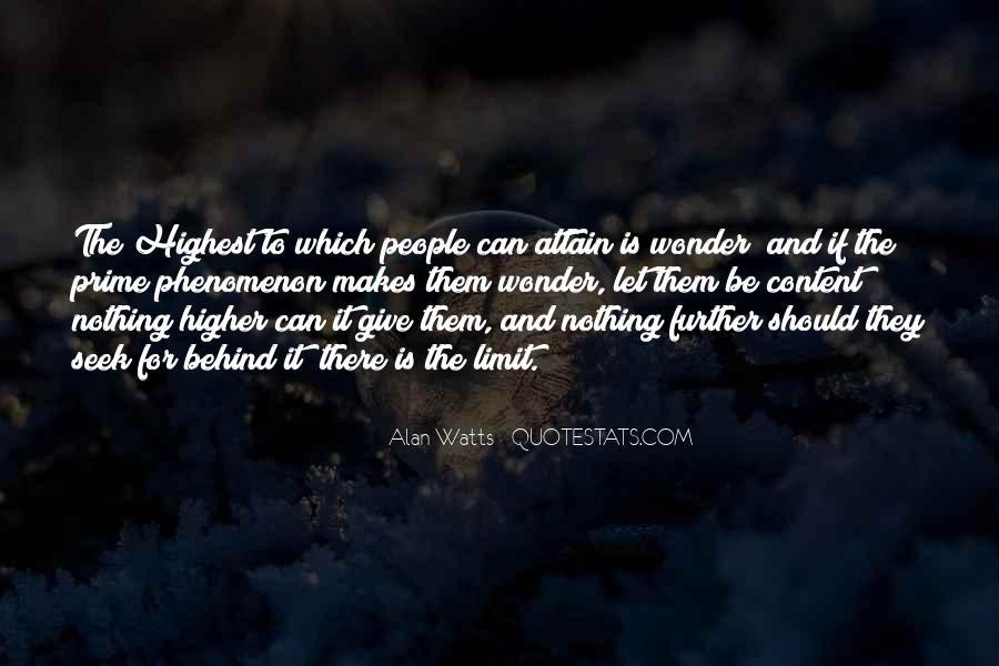 Alan Watts Quotes #1271989