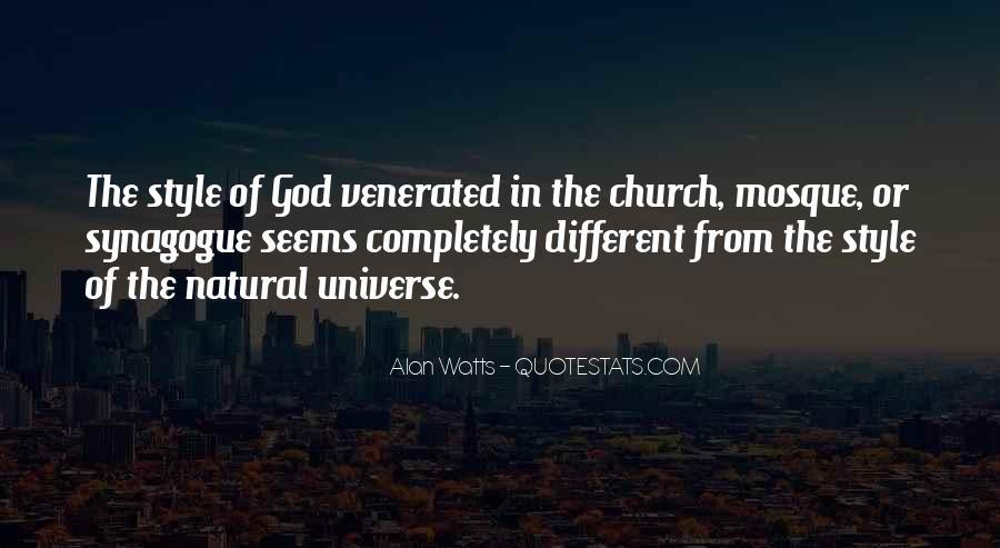 Alan Watts Quotes #1810157