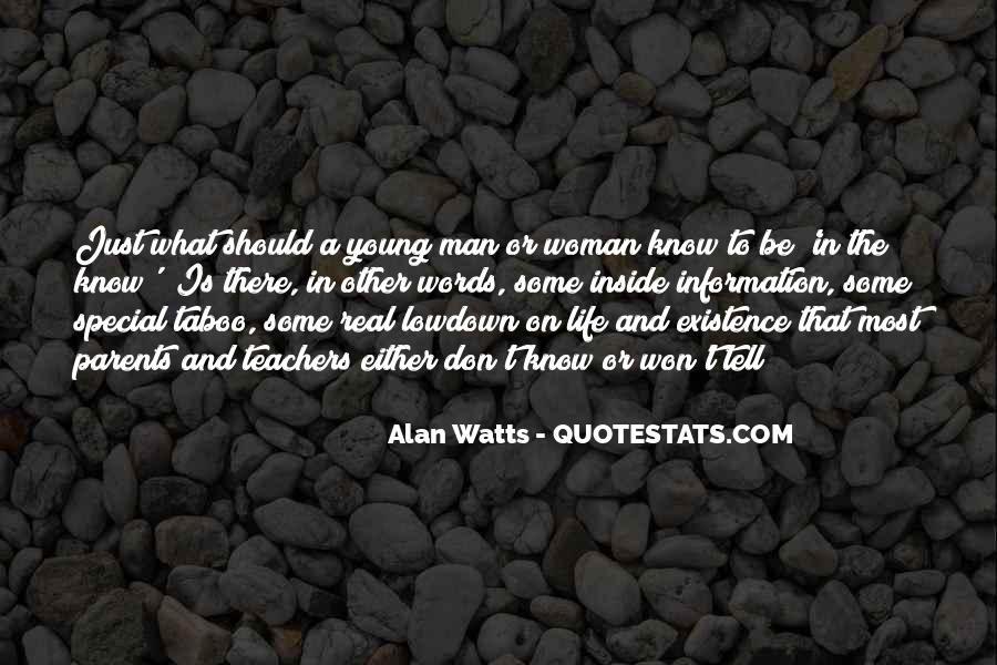 Alan Watts Quotes #1855013