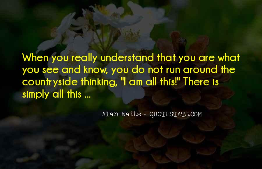 Alan Watts Quotes #1870004