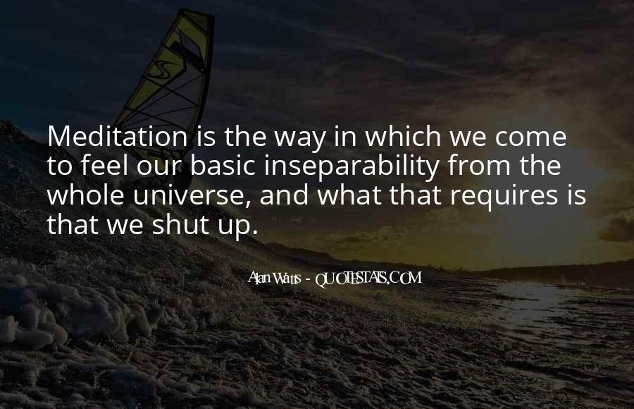 Alan Watts Quotes #365919