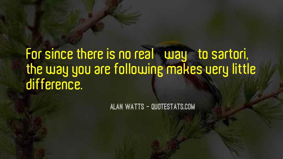 Alan Watts Quotes #551296