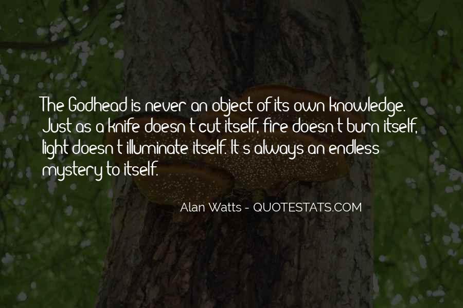 Alan Watts Quotes #553509