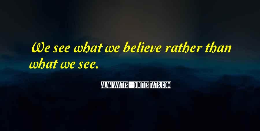 Alan Watts Quotes #727486