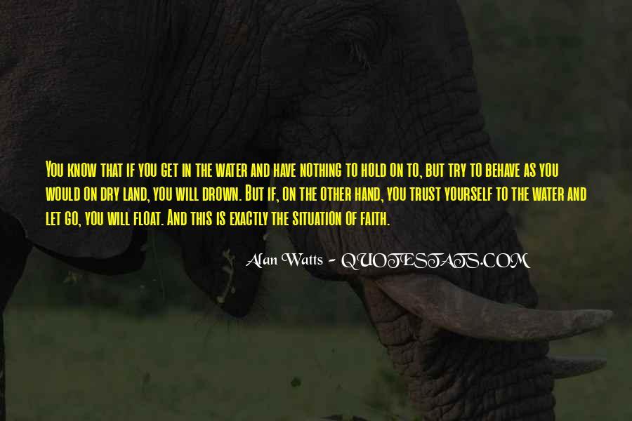 Alan Watts Quotes #734612