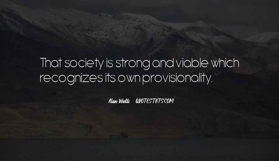 Alan Watts Quotes #826149